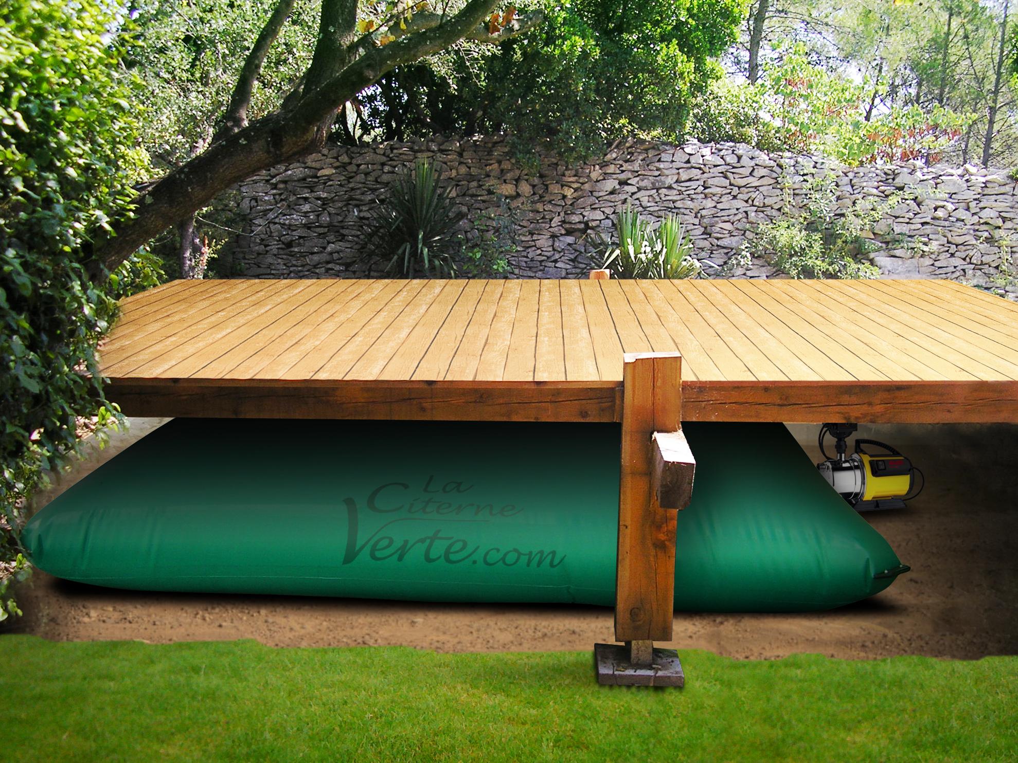 Comment Cacher Sa Terrasse comment fermer les côtés d'une terrasse en bois composite